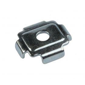 Kombiprofilhalter 36 + 41, elektrolytisch verzinkt