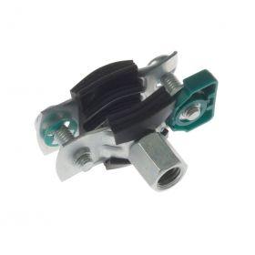 BIFIX® G2 BUP edpm Rohrschelle M8/10