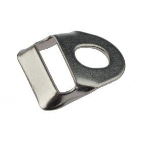 Eck- / Verstärkungsstück, klein, Edelstahl 304
